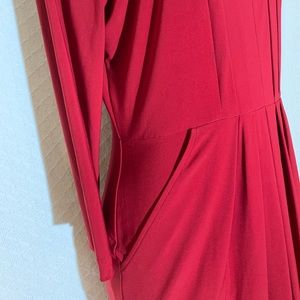 Jones New York Dresses - ✅ 3 for $20 ✅JONES NEW YORK Deep Red Dress Size: 8